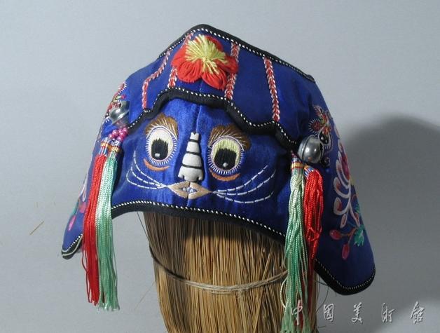 可爱的童帽怎么画