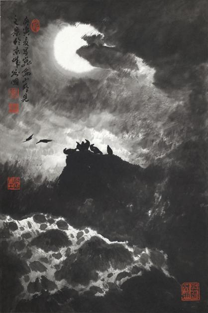 中国梦——马万国中国画作品展
