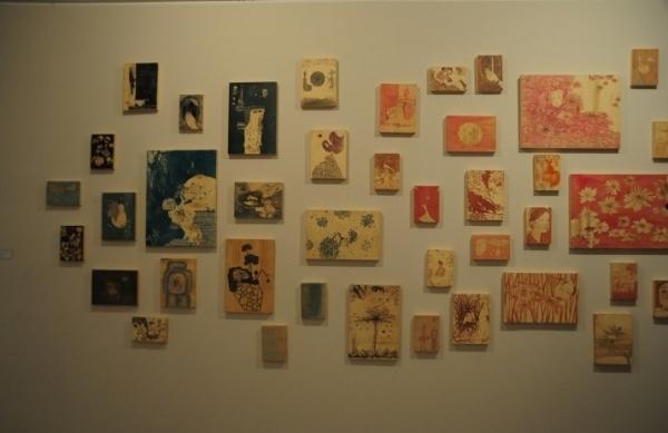 中央美术学院实验艺术系,中国画学院,设计学院将分别在中央美术学院图片