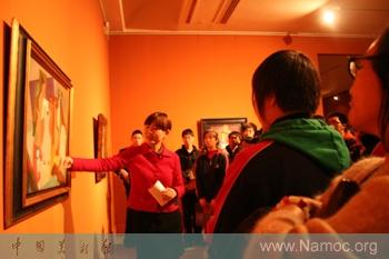 """中国美术馆推出""""在美术馆上课""""系列教研活动"""