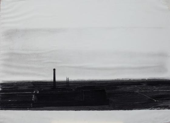 0*80cm 炭笔、铅笔等 2009年 鲁迅美术学院-2016全国素描艺术大展 图片