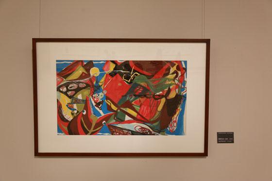 """""""中国现代民间绘画——舟山渔民画展""""在中国美术馆"""