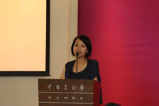 王莉莉:美术馆志愿者的学习与体验