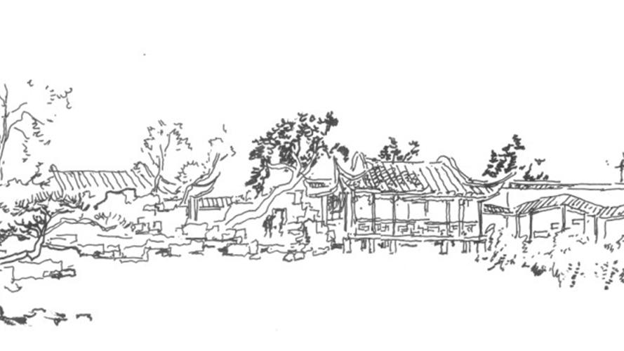 网师园,苏州